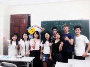 Lớp tiếng séc du học