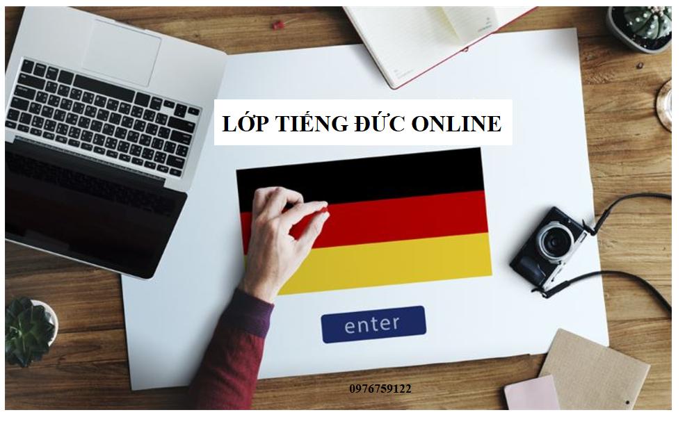 Khai giảng lớp tiếng Đức Online (tiếng Đức trực tuyến)