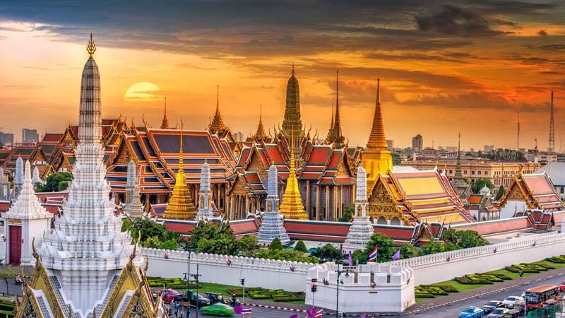 Khóa học tiếng Thái cơ bản