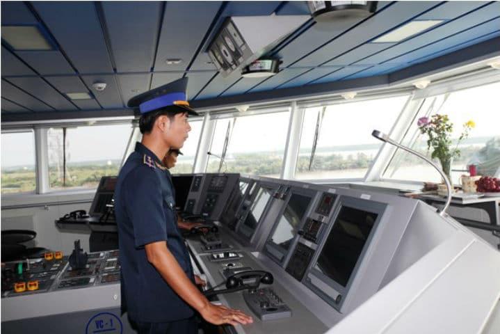 Đào tạo Cao đẳng ngành lái tàu biển học tại Hải Phòng
