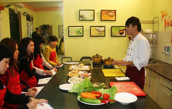 Du Học Đức - Ngành đầu bếp