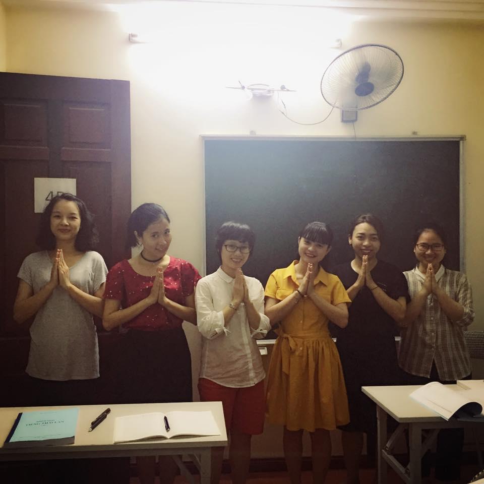 Khóa học tiếng Thái Lan giao tiếp