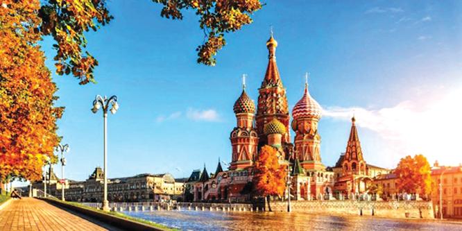 Các điểm đặc biệt về văn hóa nước Nga