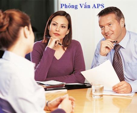 Thẩm tra và  phỏng vấn APS cho du học Đức